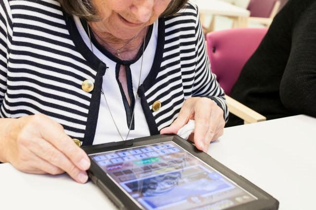 Undersköterska / Stödassistent med specialistkompetens inom välfärdsteknologi