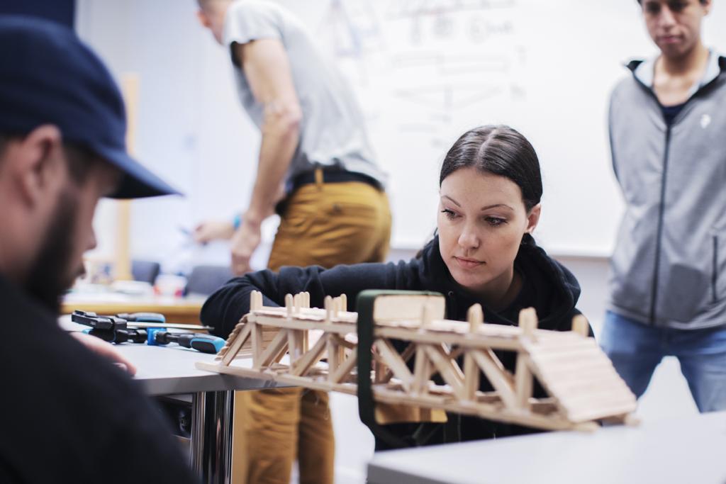 Bygg- och anläggningsingenjör – Produktion